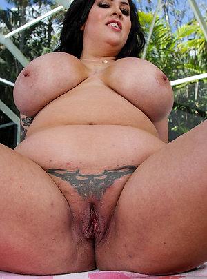 Horny big pussy bbw