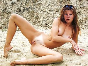 Amateur pics of mature nudist beach