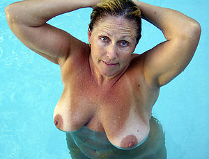 Handsome mature nude beach pics