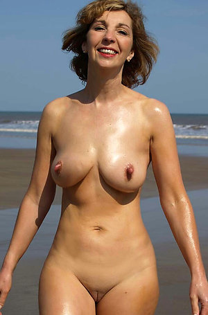 Slutty old women nude beaches