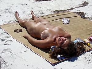Nude mature beach boobs amateur pics