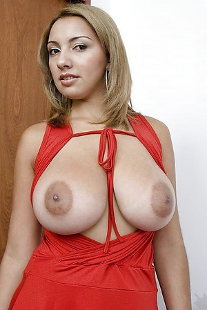 Horny mature big tit blonde