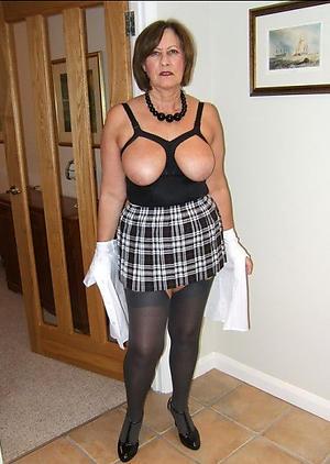 Best shorn mature housewife