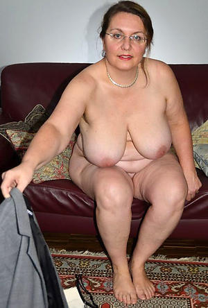 Real sexy mature nude ladies