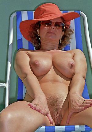 Amazing mature upper classes nude photos