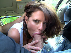 Favorite mature in car pics