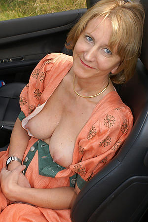 Free mature motor vehicle porn gallery