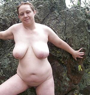 Hot unconforming naked women big tits
