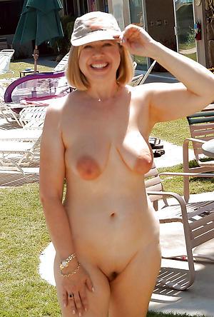 Horny bonny matured blondes