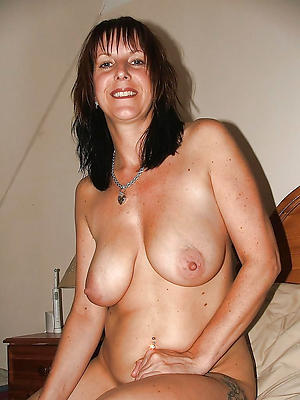 Undressed mature whore wives
