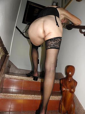 Pretty hot women in stockings