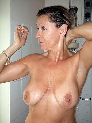 Slutty older women with respect to big interior