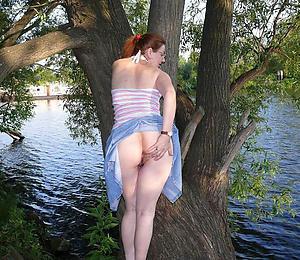Naked upskirt photos of women