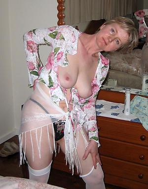 Horny matured natural women