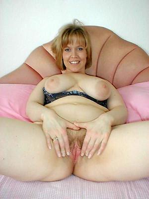 Sweet mature natural women