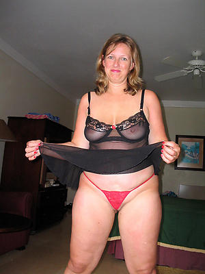 Busty mature singles only