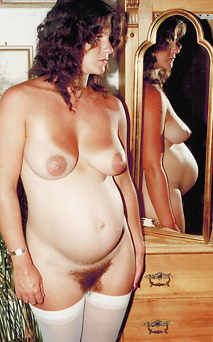 Sexy vintage mature tits pics
