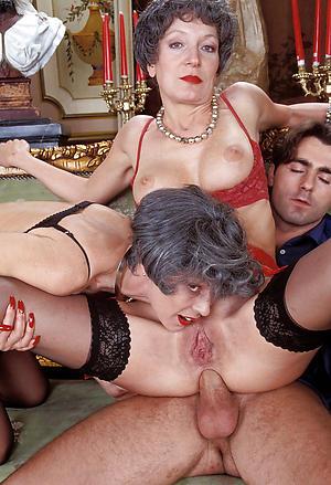 Best vintage mature sex pics