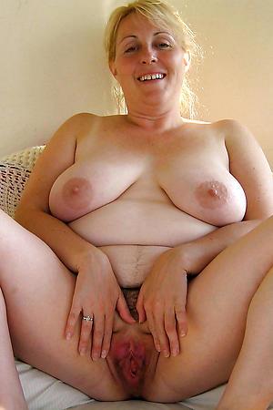 Horny mature hairy vaginas