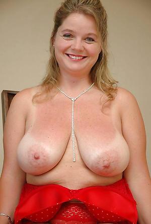 Sexy namby-pamby mature women