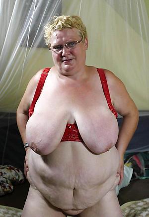 Easy nude mature white women