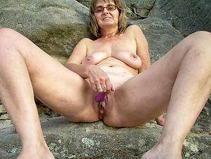 Older column masturbating