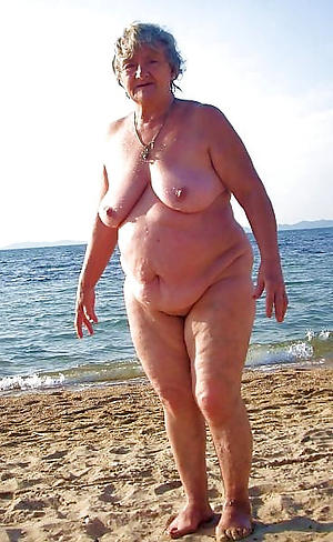 Naked sexy nude grandmothers