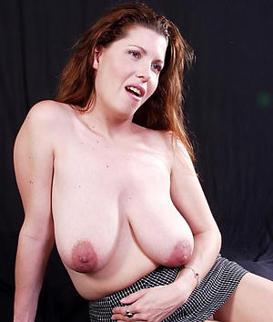 Real curvy busty mature amateur pics