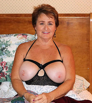 Humble busty nude mature
