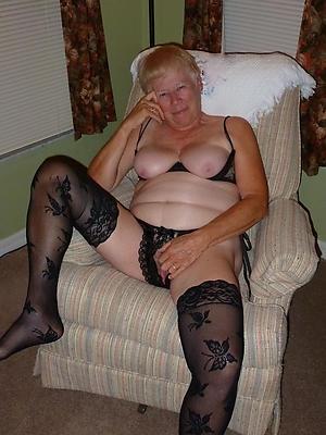 Surprising older grown-up nude photos