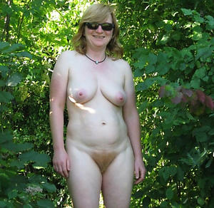 Hot mature with sincere tits