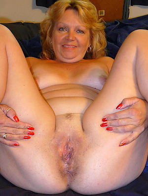 Slutty grown up amateur milf