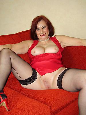 Nude mature harlot wife