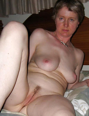 Stunning mature solo women