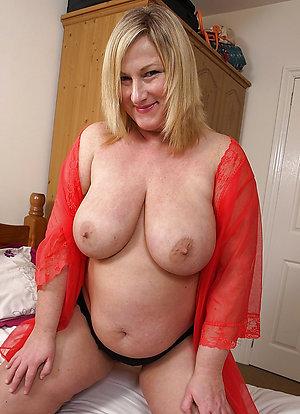Beautiful mature ladies big boobs