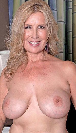 Older blonde wife sex