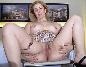 Handsome nude blonde matures