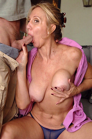 Hot Mature Mom Young Son