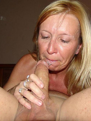 Free mature blowjob swallow