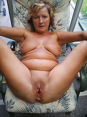 Slutty mature hairy cunts
