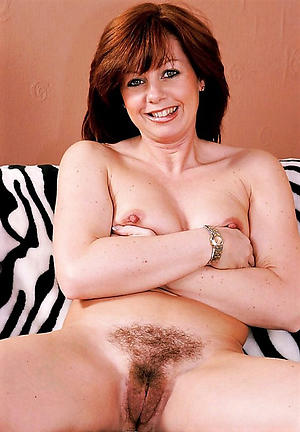 Slutty mature women with hairy pussies