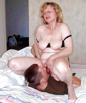 Xxx mature wife eats pussy amateur pics