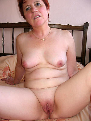 Mature spinster women