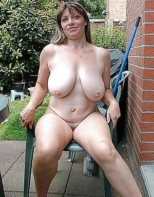 Nude mature big tits