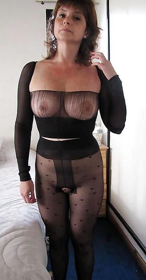 Curmudgeonly mature women pantyhose