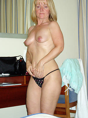 Sweet mature milf homemade pictures