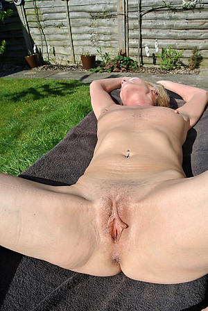 Slutty mature wife doused photo