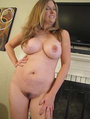 Real natural big tits mature sexy