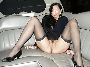 Naked matured in car galleries