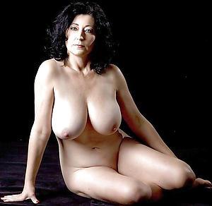 Naked full-grown babes